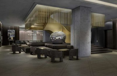 The Londoner Interior