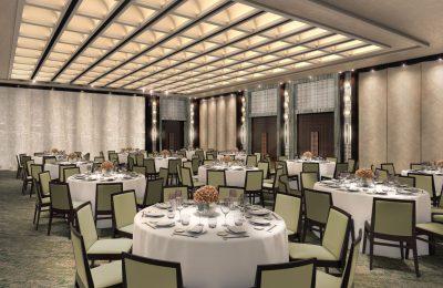 Nobu Portman Square ballroom