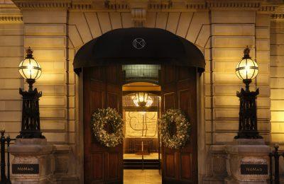 NoMad Hotel entrance