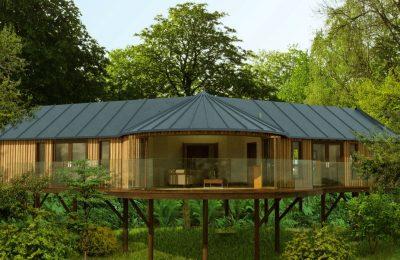 Fairmont Windsor Park Treehouse