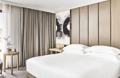Nobu Portman Square bedroom