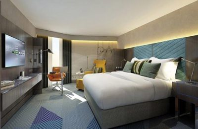 The Westin London Suites and Rooms