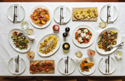 A huge range of sharers to bring you to the heart of Italy